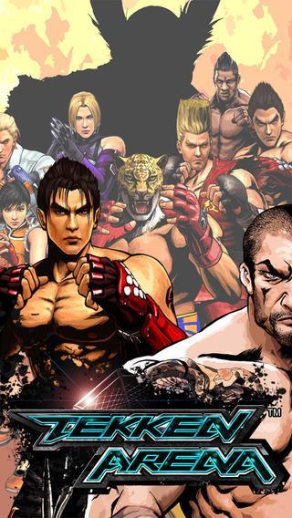 Tekken Arena - Imagem 1 do software