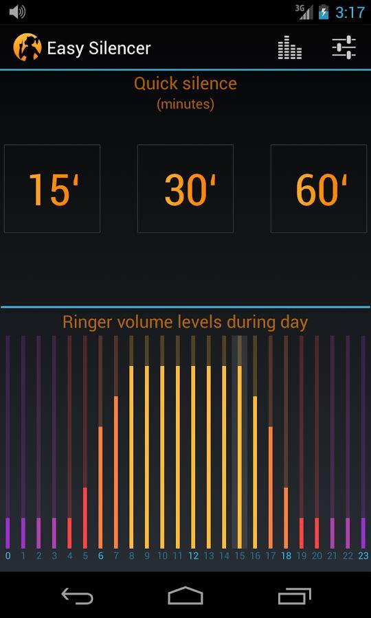 Easy Silencer - Imagem 1 do software