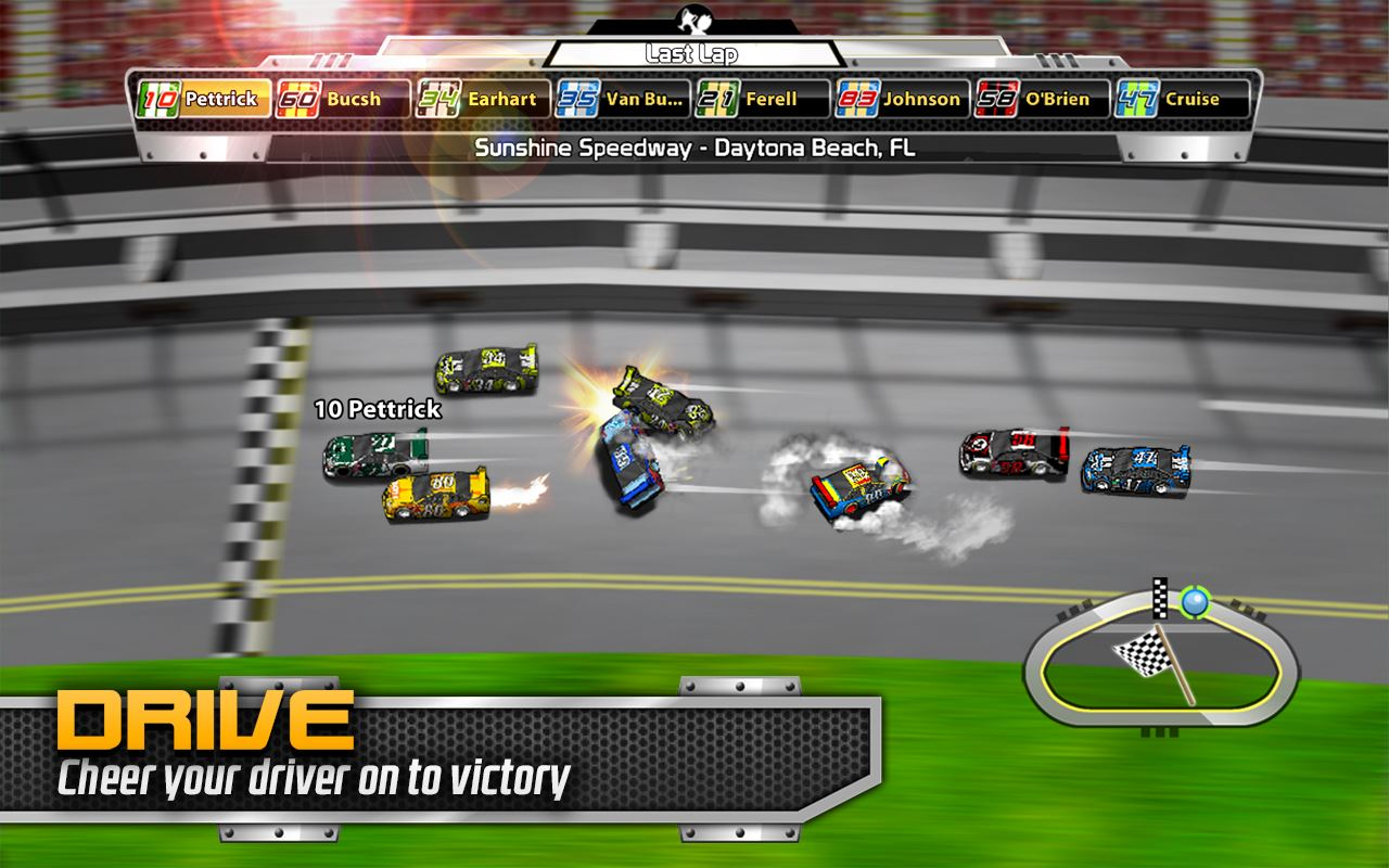 BIG WIN Racing - Imagem 1 do software