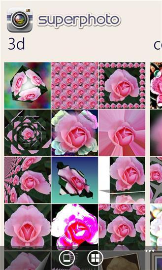 SuperPhoto - Imagem 1 do software