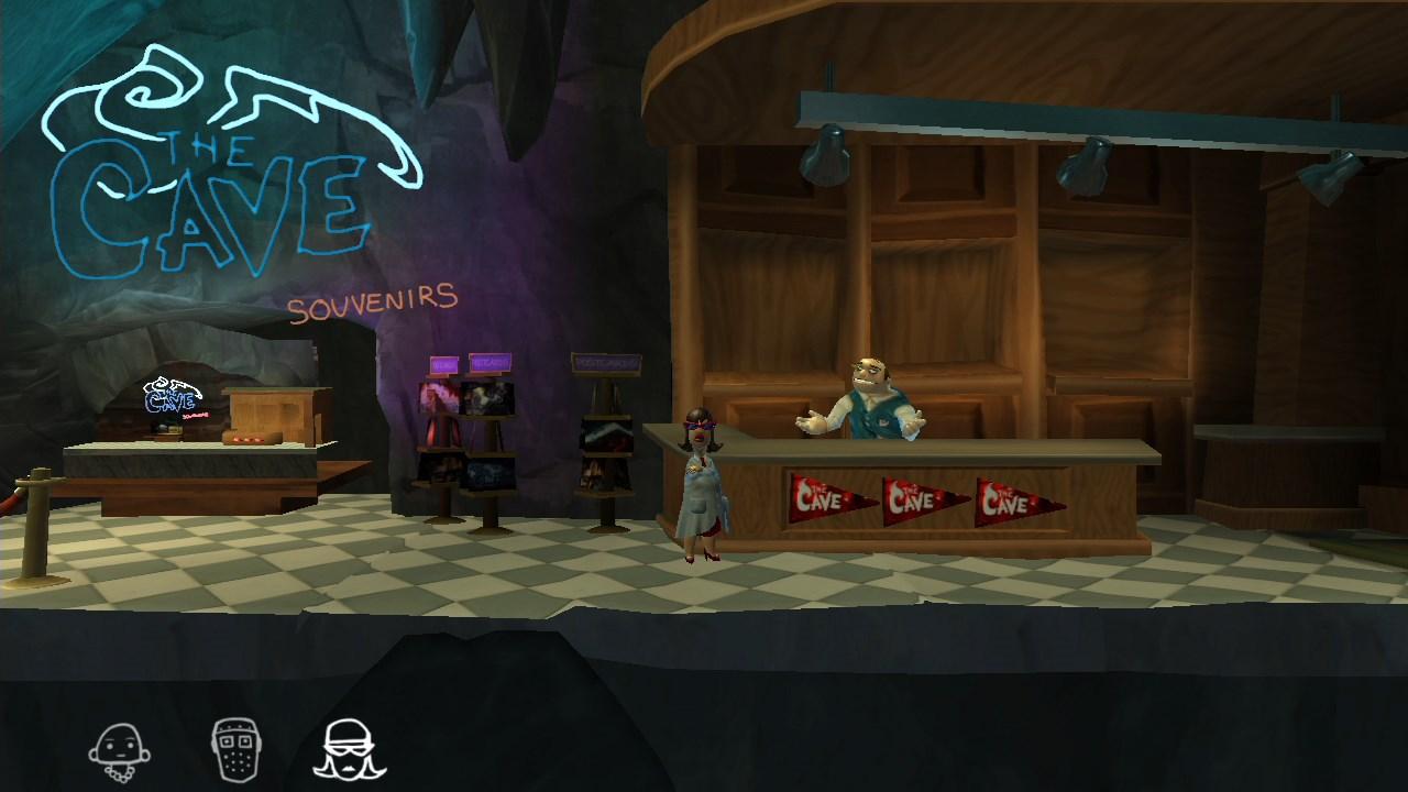 The Cave - Imagem 1 do software