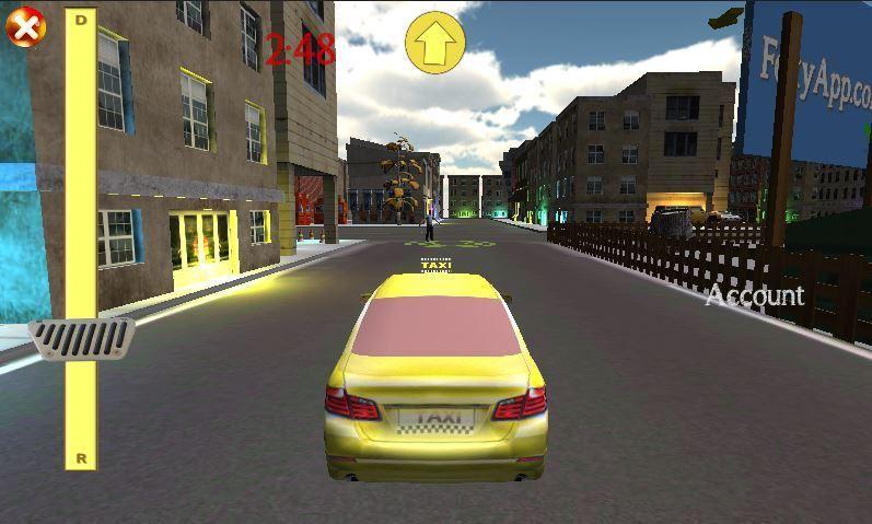3D Taxi - Imagem 1 do software