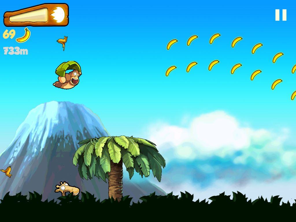 Banana Kong - Imagem 1 do software