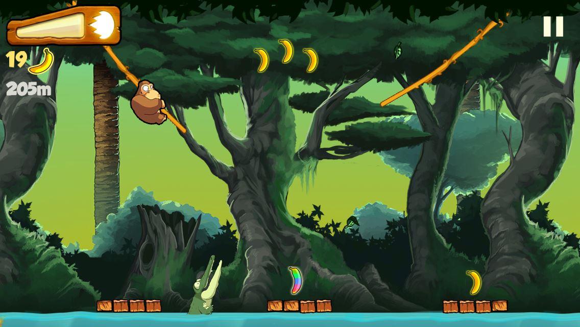 Banana Kong - Imagem 2 do software