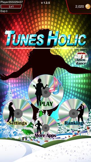 TunesHolic - Imagem 1 do software
