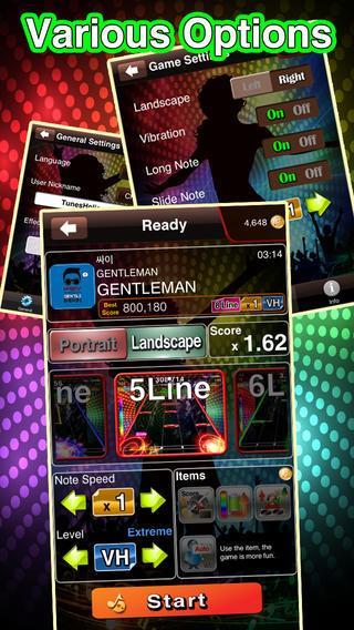 TunesHolic - Imagem 2 do software