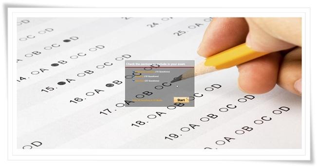 Free TOEFL Practice Test - Imagem 1 do software