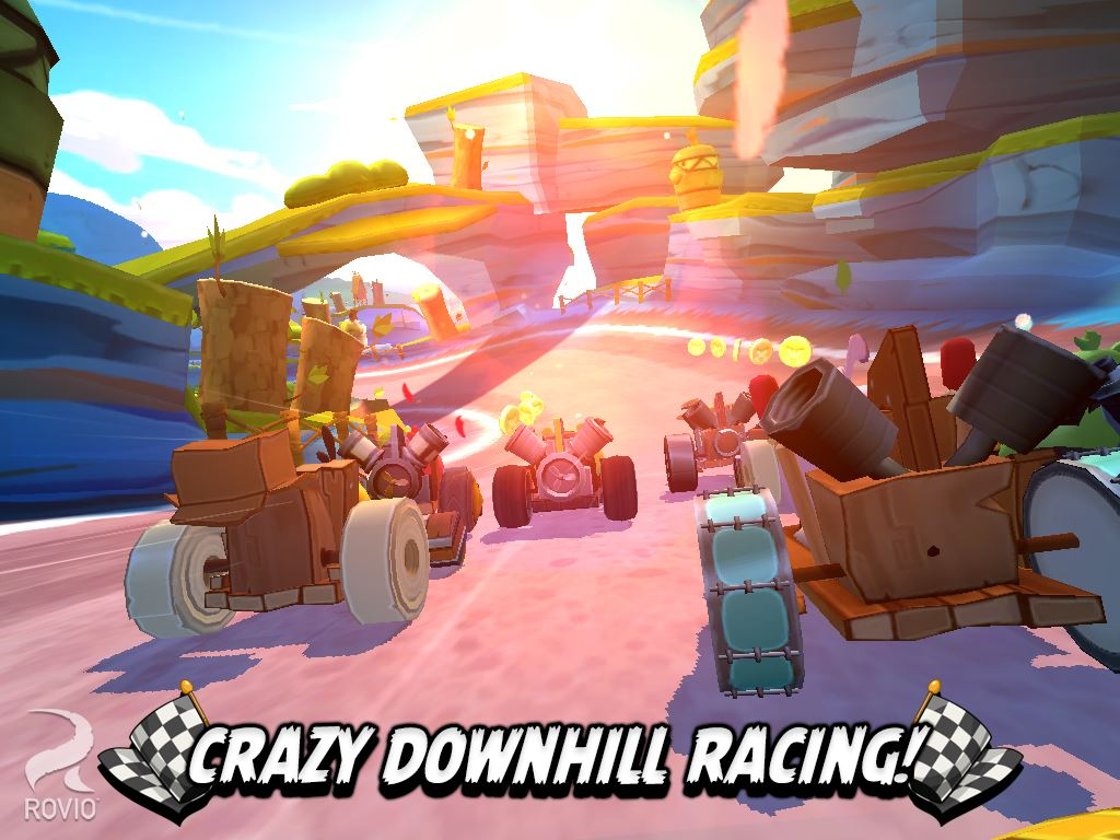 Angry Birds Go! - Imagem 1 do software