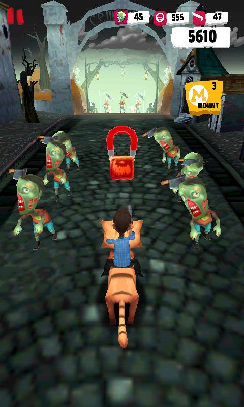 Zombie Killer Squad - Imagem 2 do software
