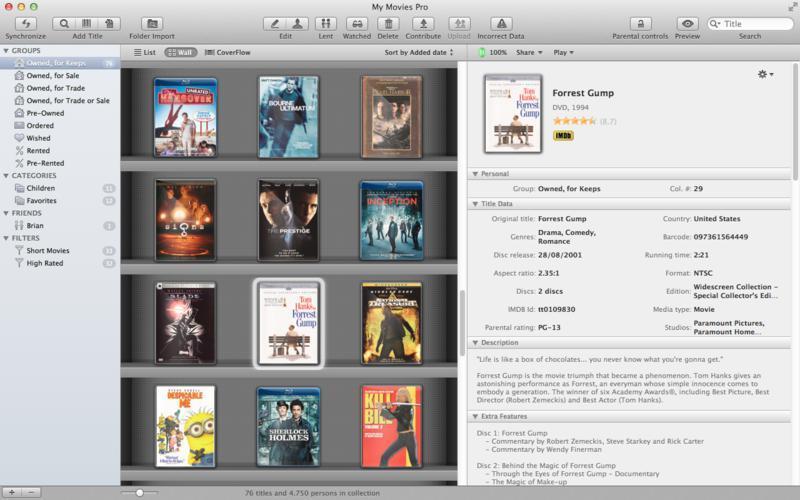 My Movies Free - Imagem 1 do software