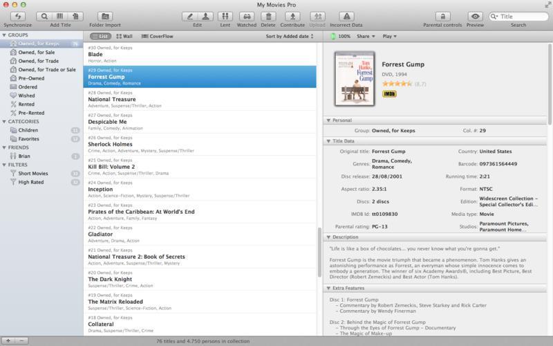 My Movies Free - Imagem 2 do software