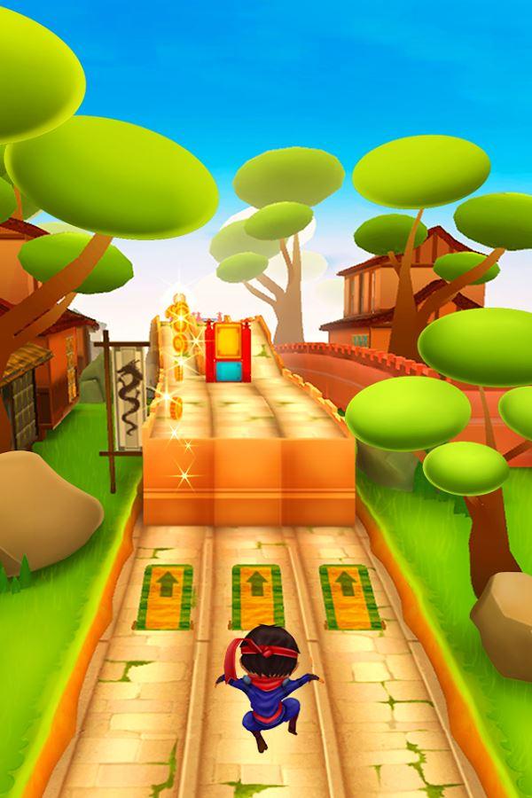 Ninja Kid Run Free - Fun Game - Imagem 1 do software