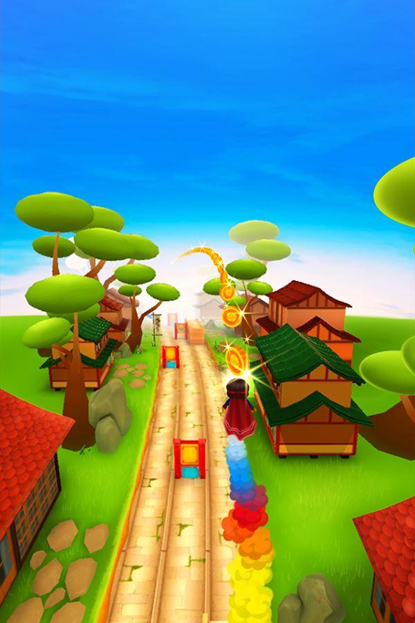 Ninja Kid Run Free - Fun Game - Imagem 2 do software