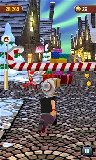 Angry Gran Run - Imagem 1 do software