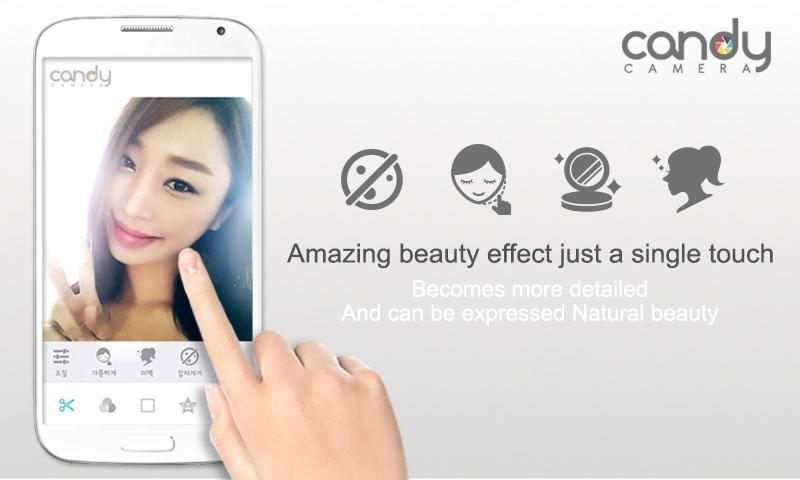 Candy Camera - Selfie Selfies - Imagem 1 do software