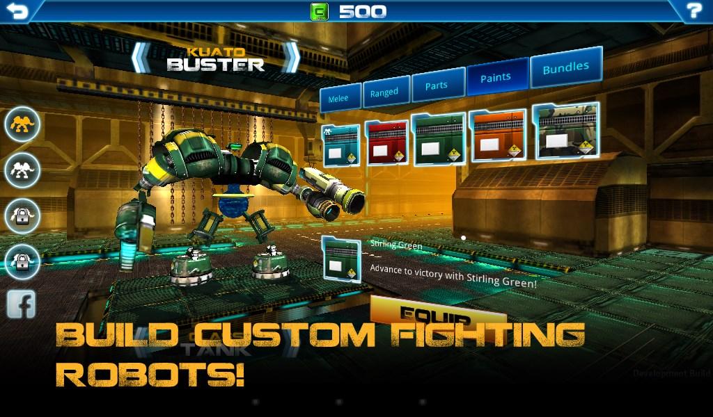 Hakitzu Elite: Robot Hackers - Imagem 1 do software