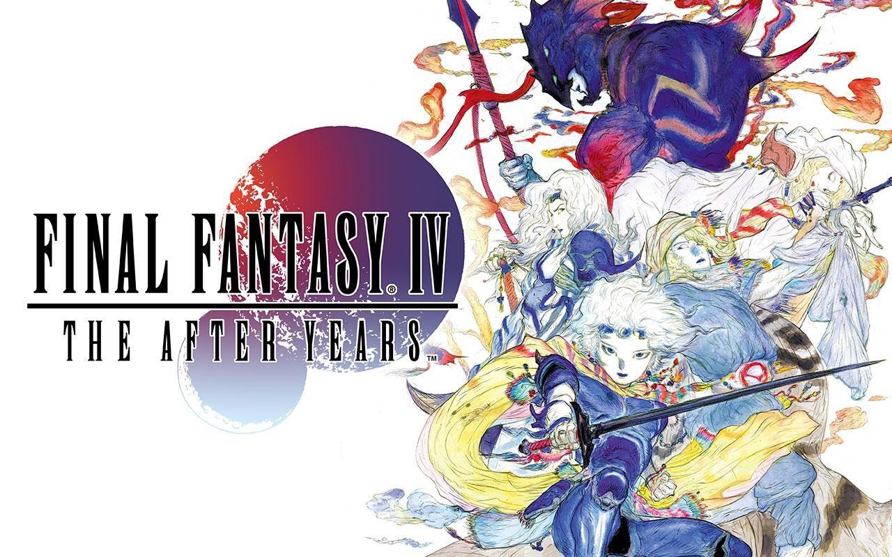 FINAL FANTASY IV: AFTER YEARS - Imagem 1 do software