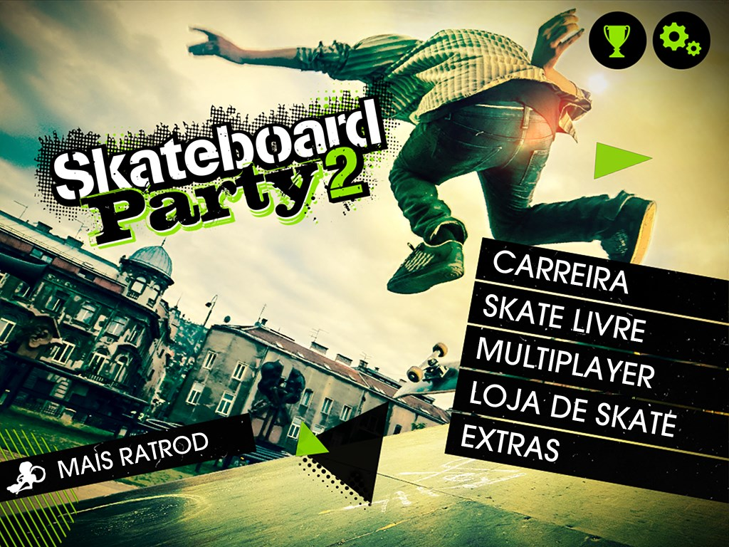 Skateboard Party 2 - Imagem 1 do software