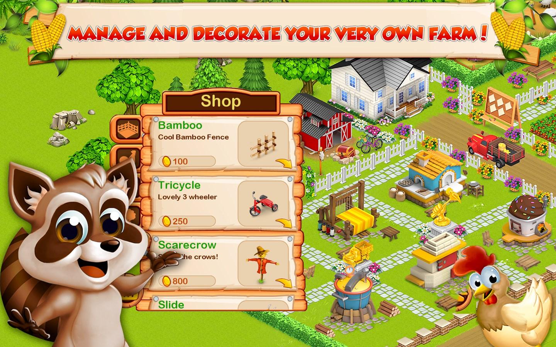 Little Farm: Happy Times - Imagem 1 do software