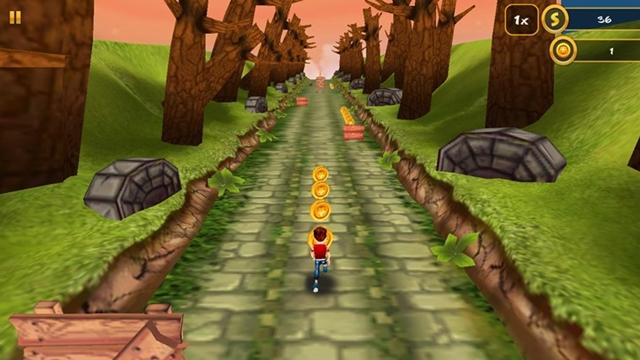 3D Jungle Run - Imagem 1 do software
