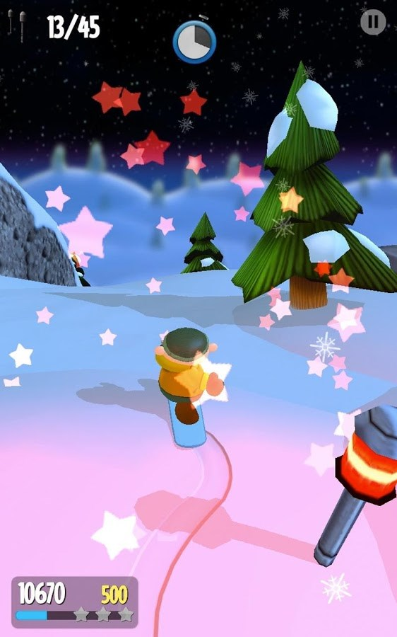 Snow Spin: Snowboard Adventure - Imagem 1 do software