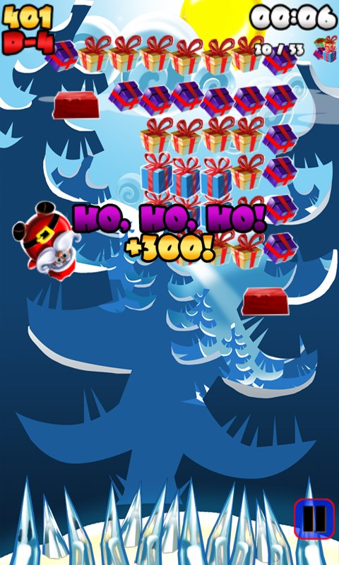 Jumping Santa - Imagem 2 do software
