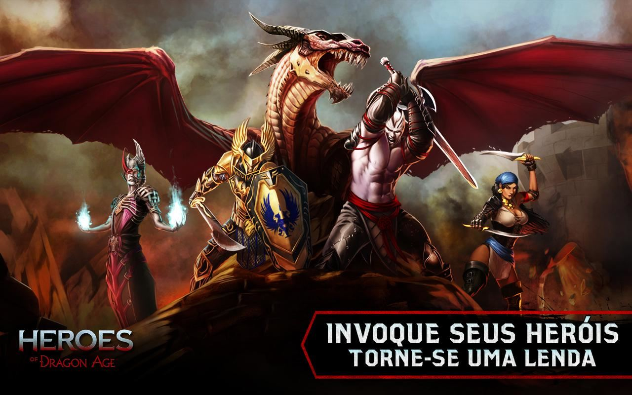 Heroes of Dragon Age - Imagem 1 do software