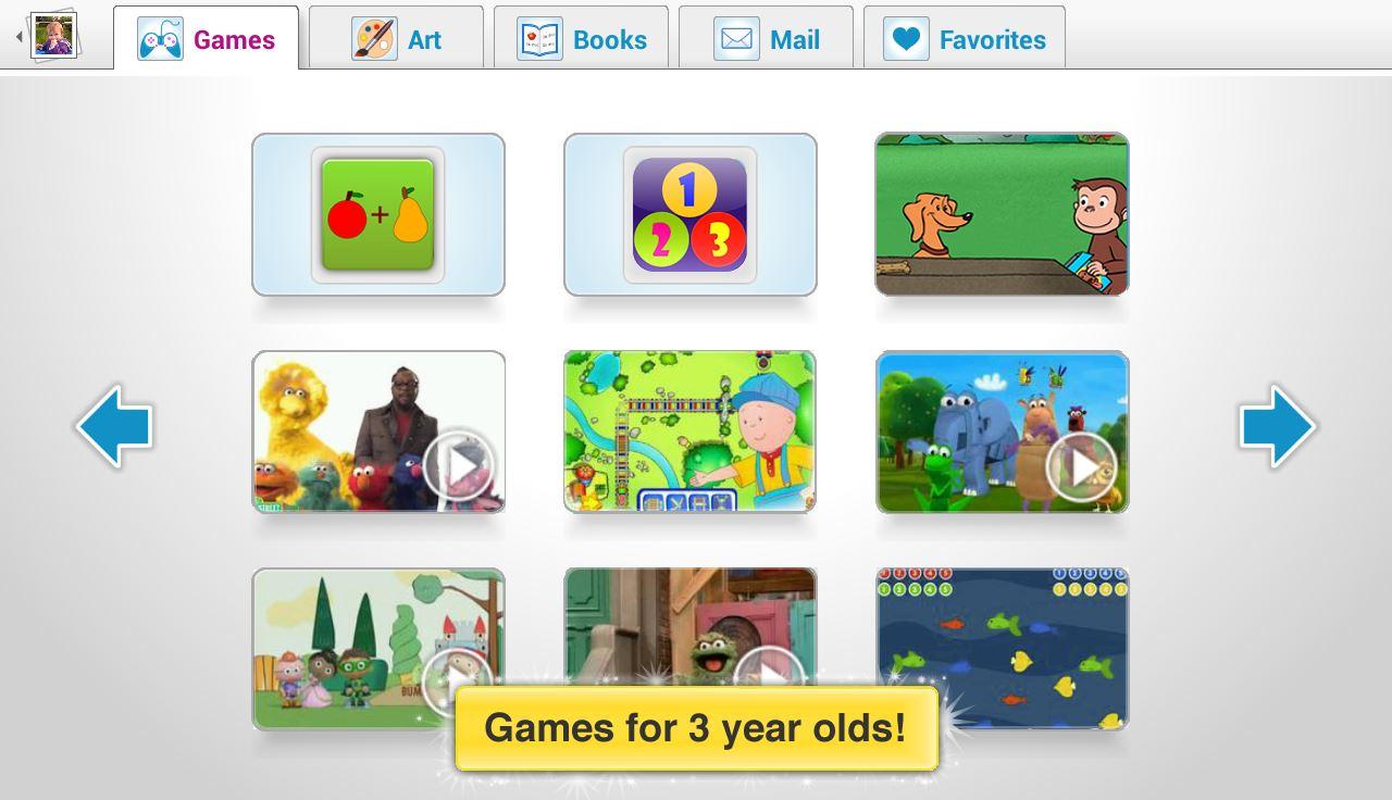 Kid Mode - Imagem 1 do software