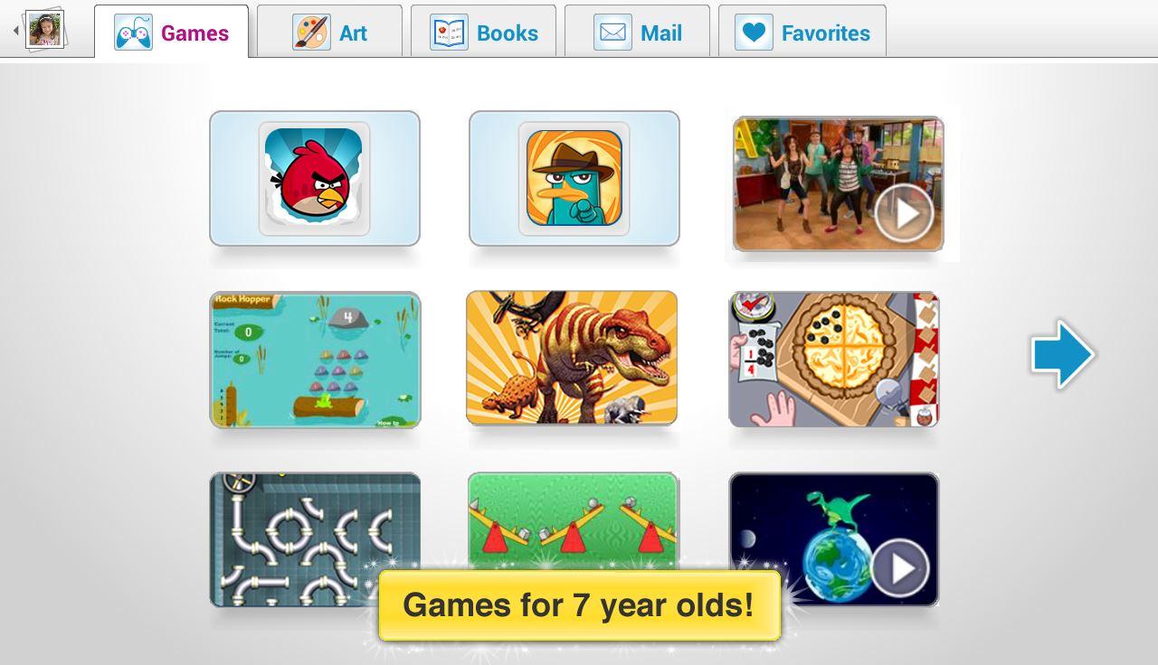 Kid Mode - Imagem 2 do software
