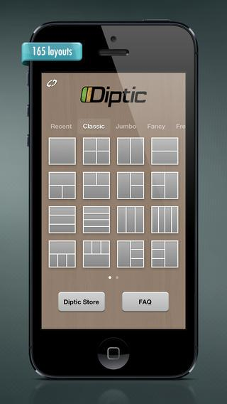 Diptic - Imagem 1 do software