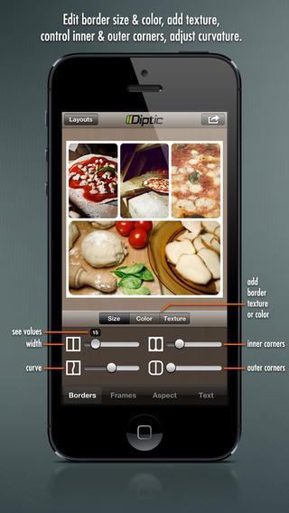 Diptic - Imagem 2 do software