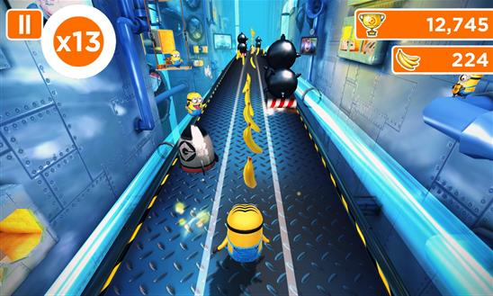 Meu Malvado Favorito: Minion Rush - Imagem 1 do software
