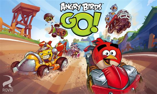 Angry Birds Go! - Imagem 2 do software