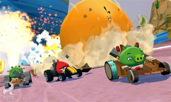 Angry Birds Go! - Imagem 3 do software