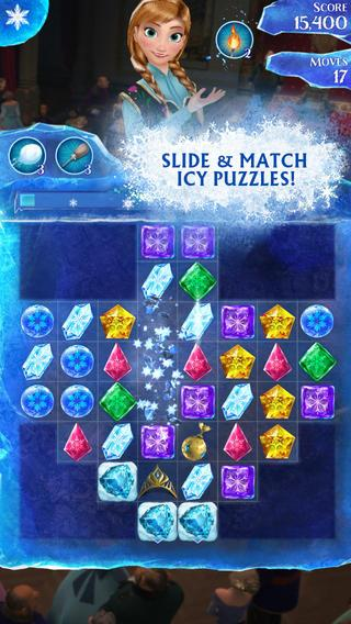 Frozen Free Fall - Imagem 1 do software