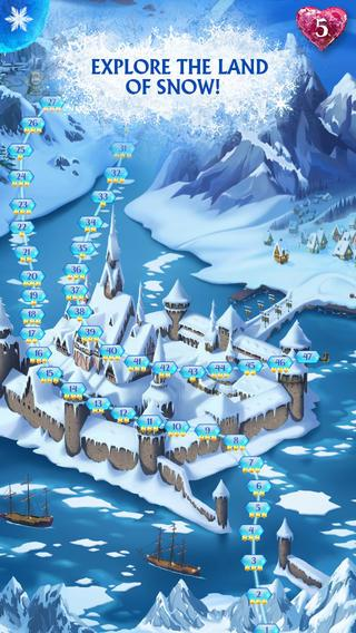 Frozen Free Fall - Imagem 2 do software