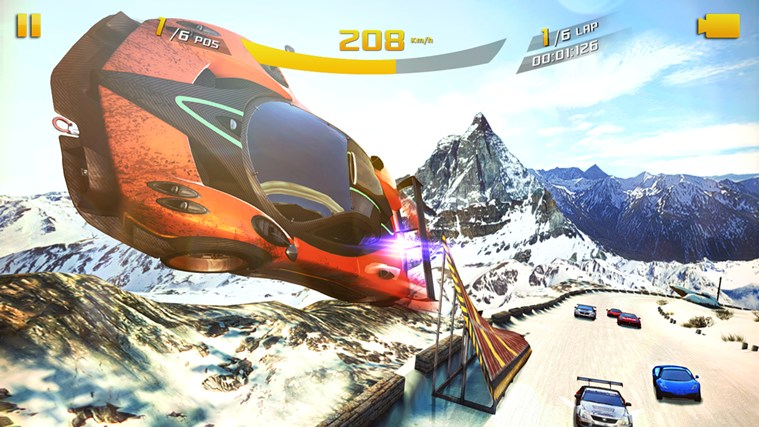 Asphalt 8: Airborne - Imagem 1 do software