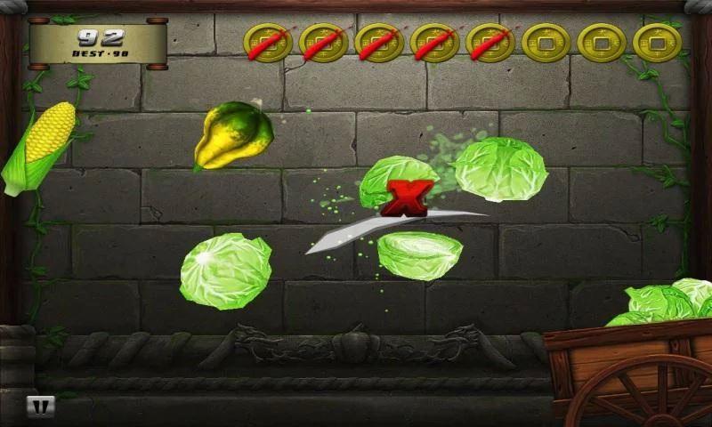 Veggie Samurai Full Free - Imagem 1 do software