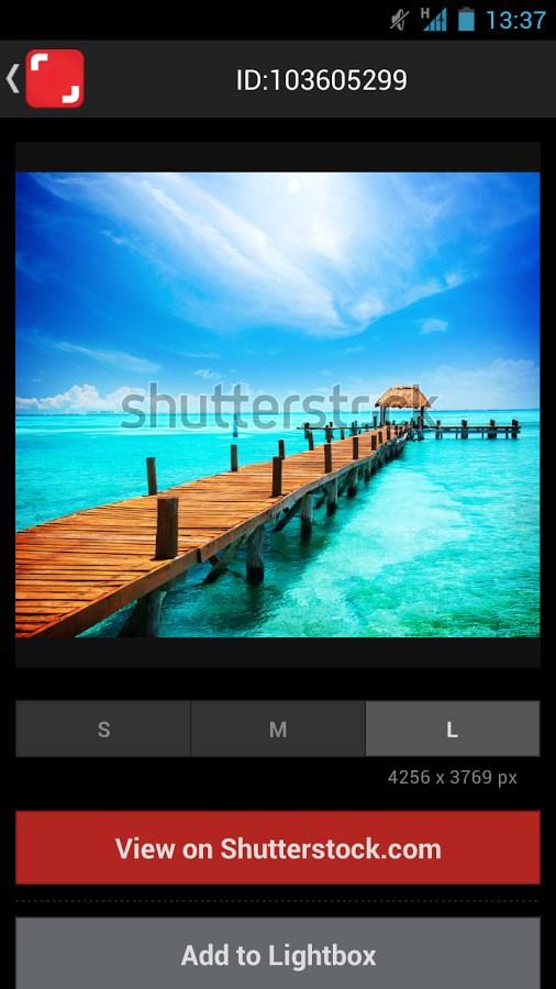 Shutterstock - Imagem 2 do software