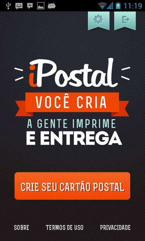 iPostal - Imagem 2 do software