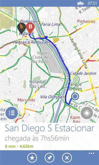 MapLink Trânsito - Imagem 2 do software