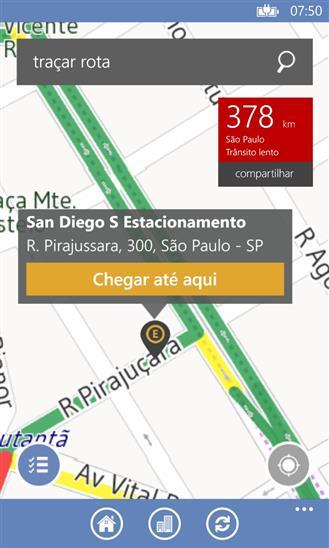 MapLink Trânsito - Imagem 3 do software