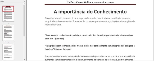 Curso de Literatura Brasileira - Imagem 1 do software