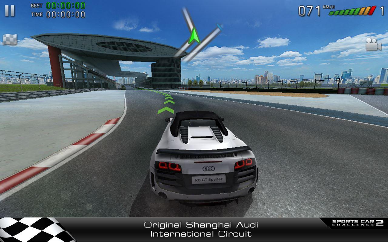 Sports Car Challenge 2 - Imagem 1 do software