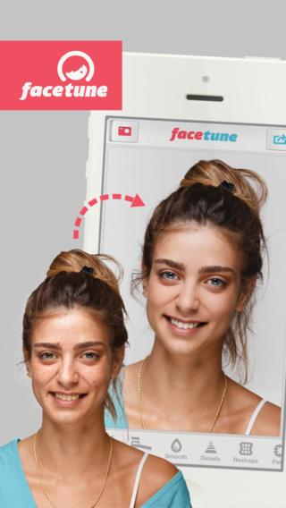 Facetune - Imagem 1 do software