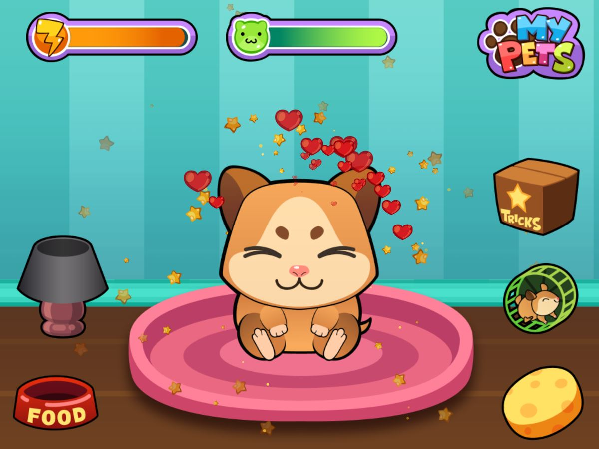 Meu Hamster Virtual - Pet - Imagem 1 do software