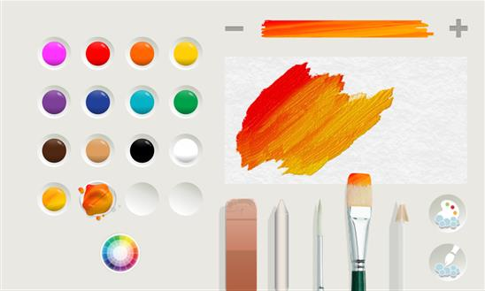 Fresh Paint - Imagem 1 do software