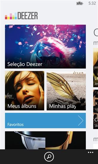 Deezer - Imagem 2 do software