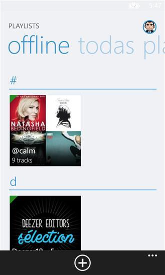 Deezer - Imagem 4 do software