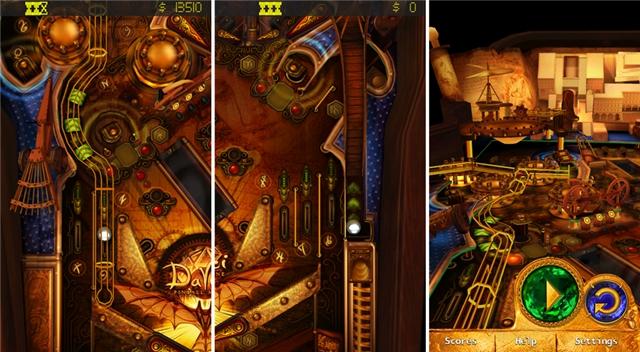 DaVinci Pinball - Imagem 1 do software